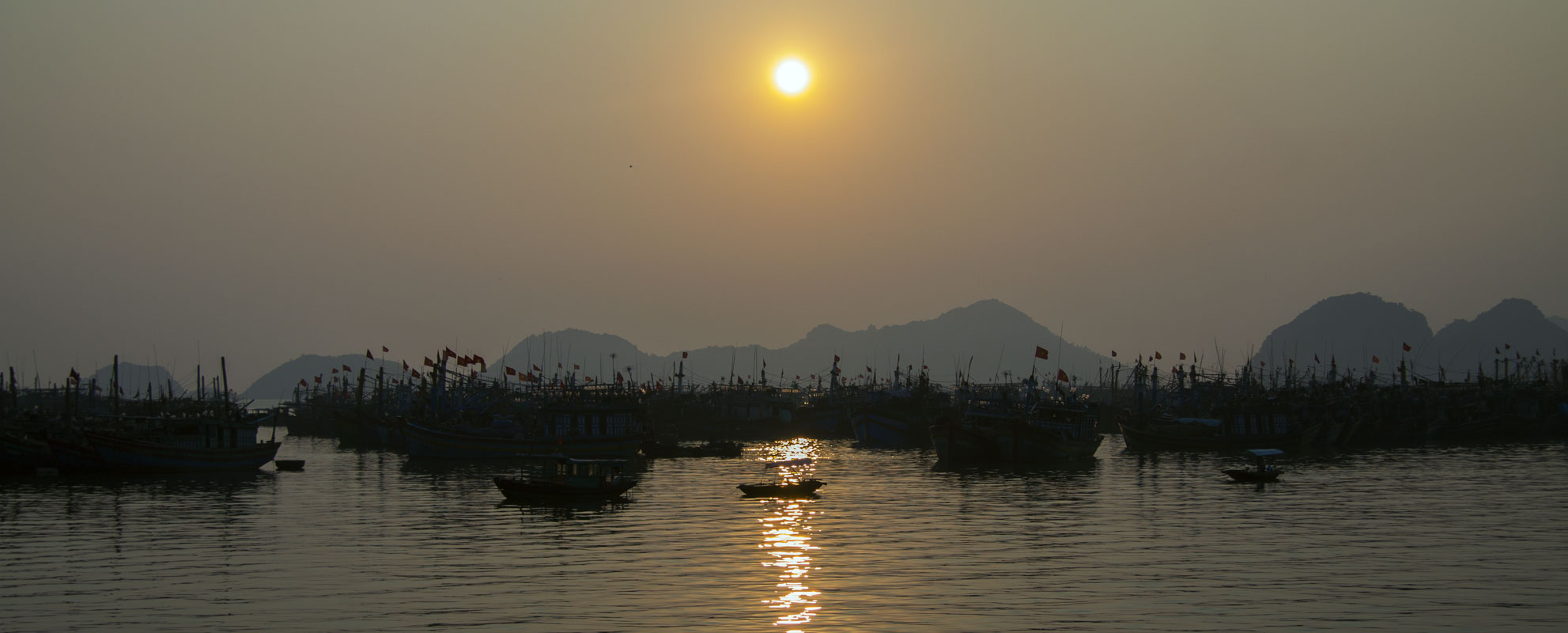 Port Of Cat Ba